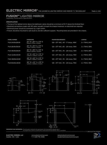 Electric Mirror Stone Media Tested, Electric Mirror Llc Catalog