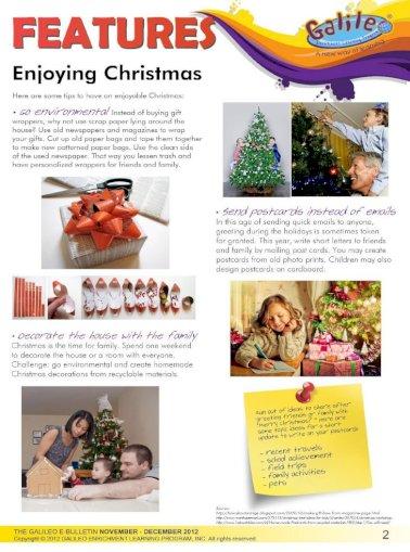 Create /& Decorate Magazine November December 2012 Issue