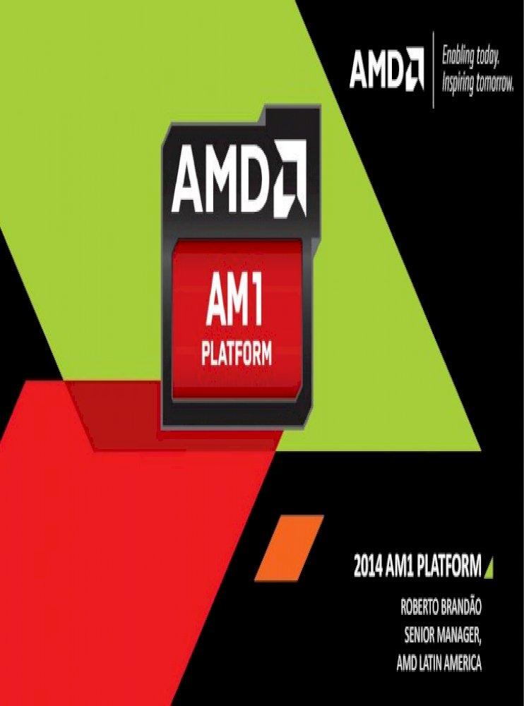 Amd Am1 Platform Presentation Pdf Document