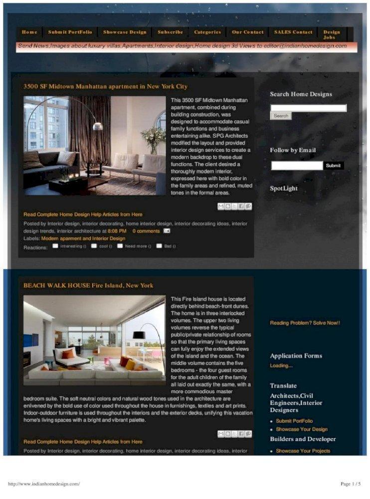 Home Design Magazine Pdf Document