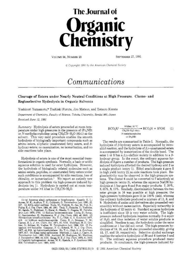Volume 91 Organic Reactions
