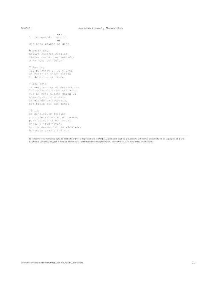 Mercedes Sosa 01 Pdf Document
